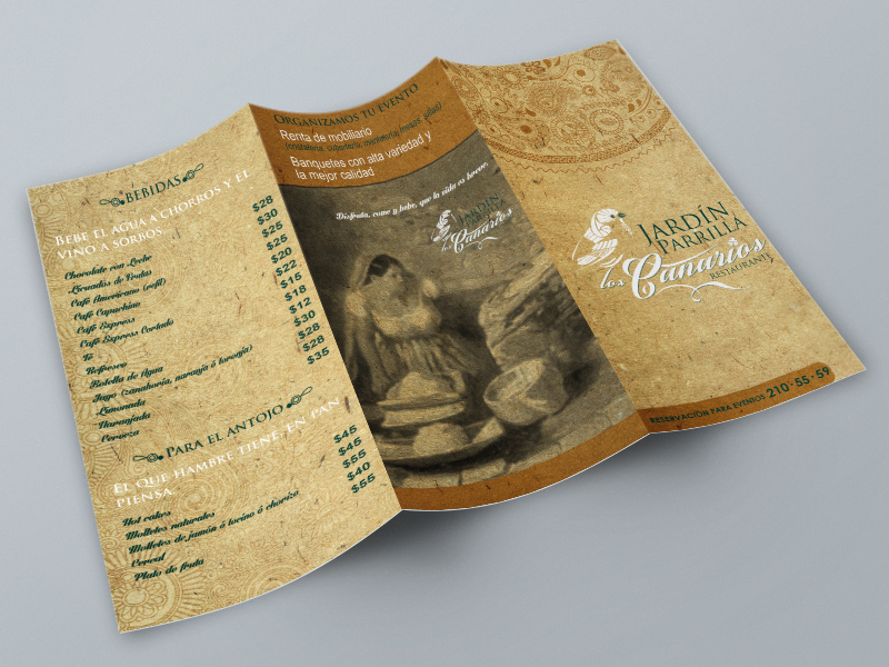 Menus Editoriales RefillCreativo